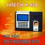 MÁY CHẤM CÔNG HITECH X628