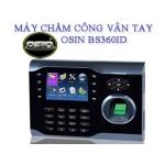 MÁY CHẤM CÔNG OSIN BS360 ID, máy chấm công giá rẻ, máy chấm công, máy chấm công vân tay, máy chấm công vân tay giá rẻ